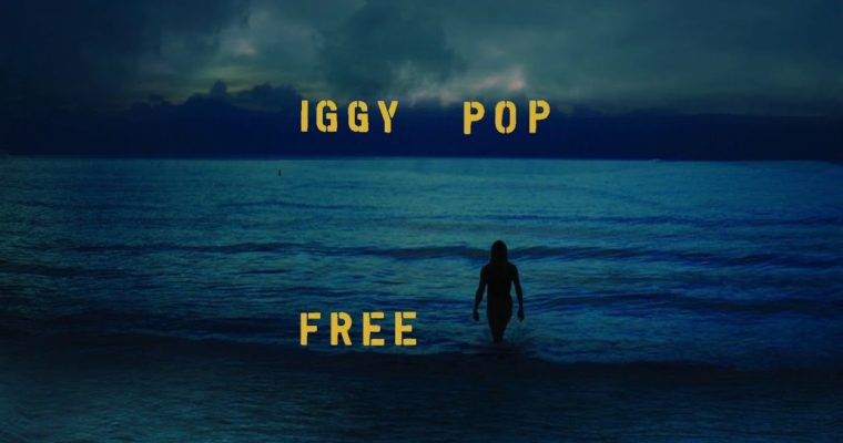 Iggy Pop – Free LP