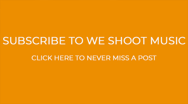 Subscribe to We Shoot Music